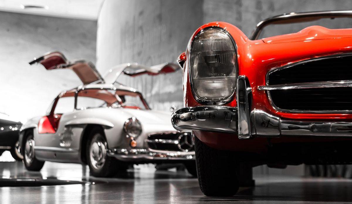 Klassische Automobile sind als Sammlerobjekte international bekannt.