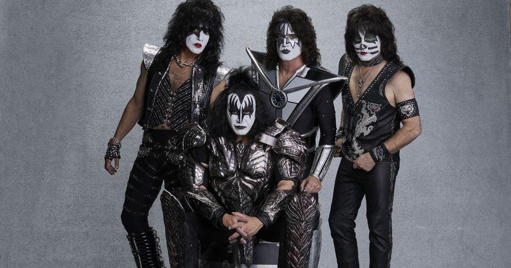 Kiss: Konzerttickets für 2020