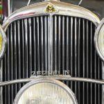 Einzigartige Automobilgeschichte im Maybach-Museum