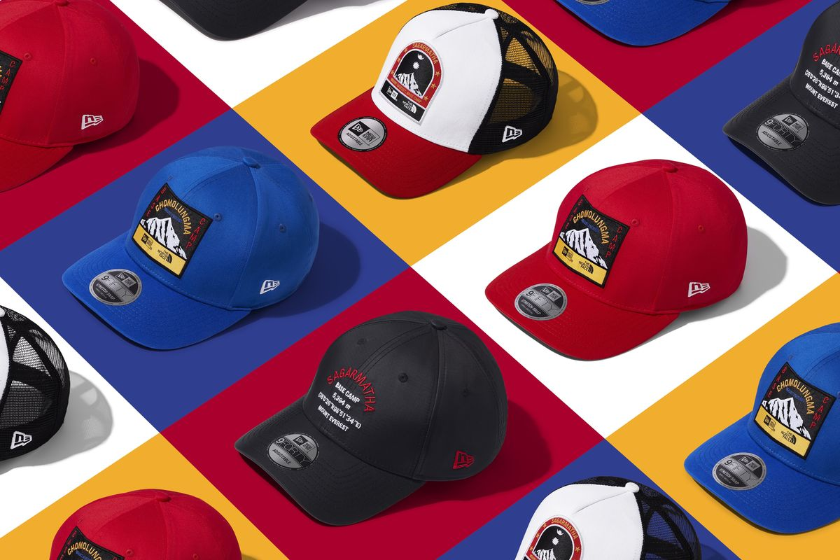 New Era x The North Face