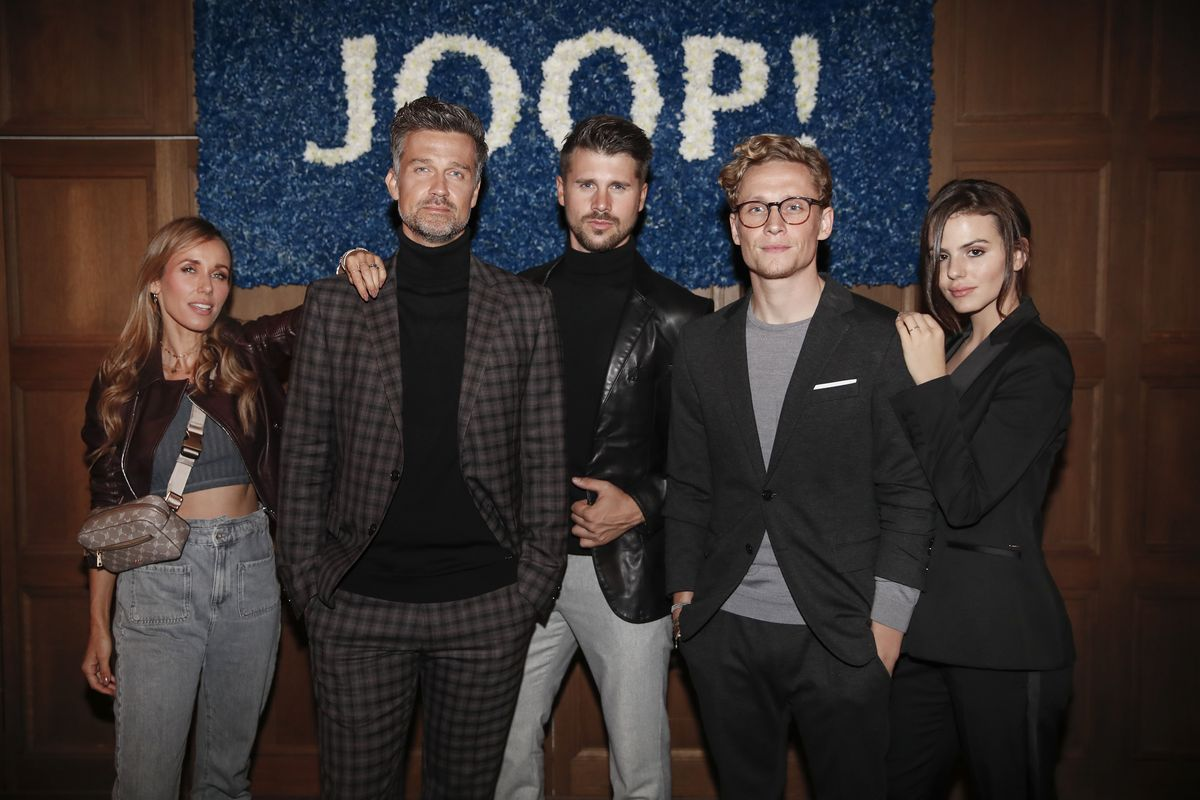 Der Fashion Apéro von Joop in Berlin