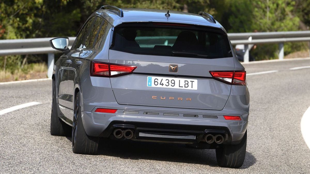Cupra Ateca Limited Edition (2020)