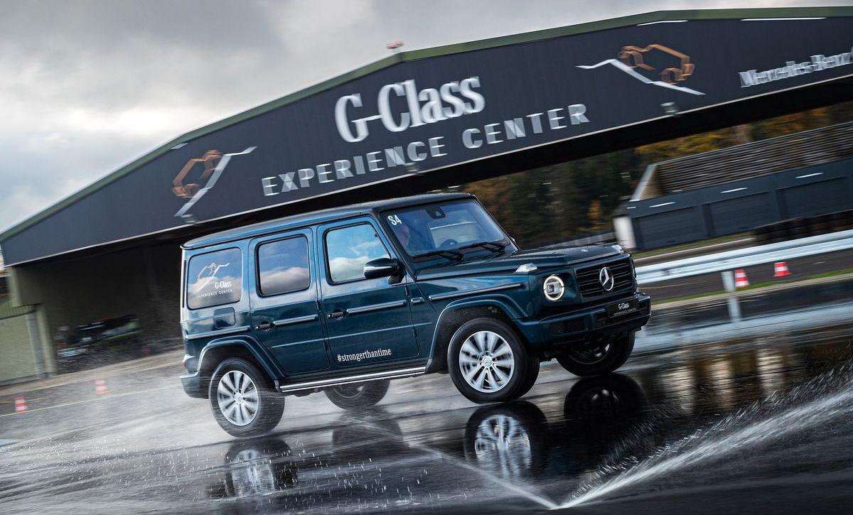 G-Class Experience Center bei Graz