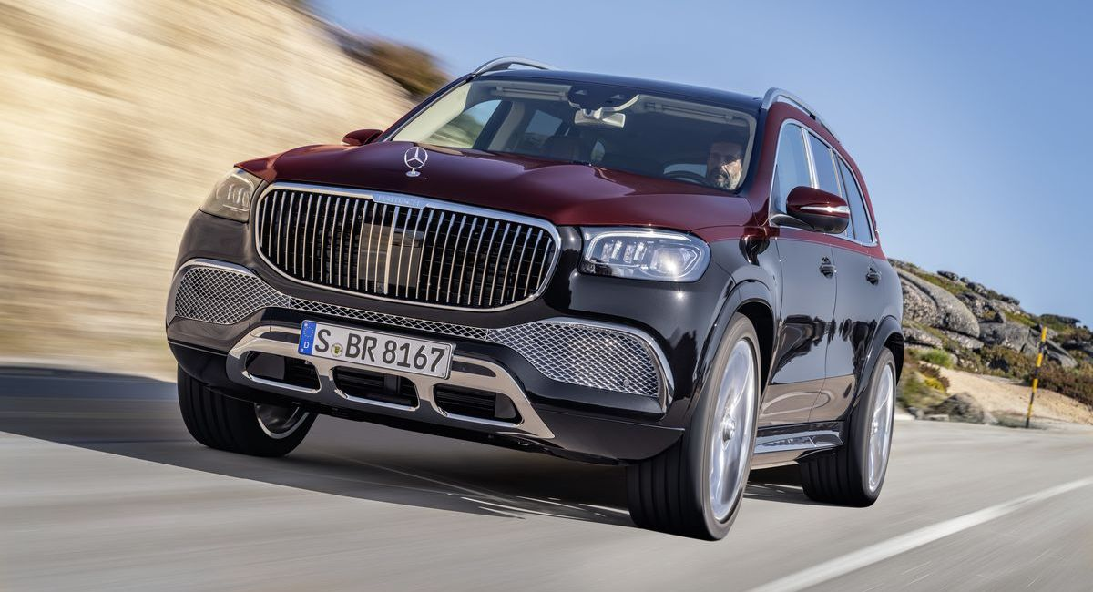 Mercedes-Maybach GLS 600 4-Matic