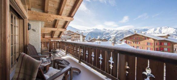 Alpen-Chalets