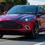 DBX: Auch Aston Martin kommt mit einem SUV
