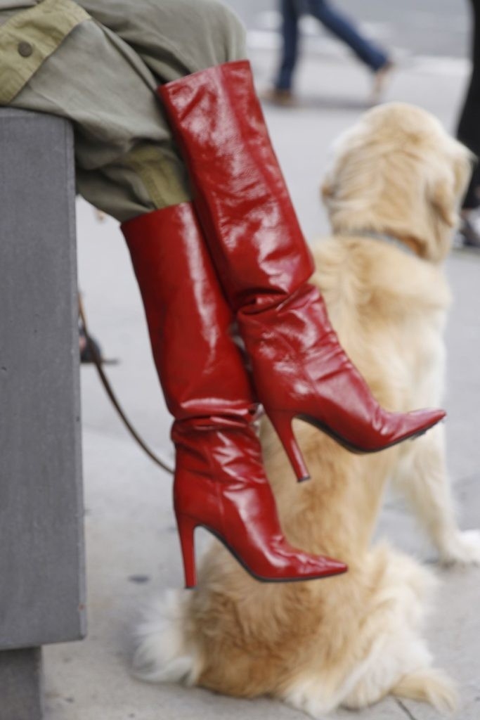 Street Style New York (ddp images)
