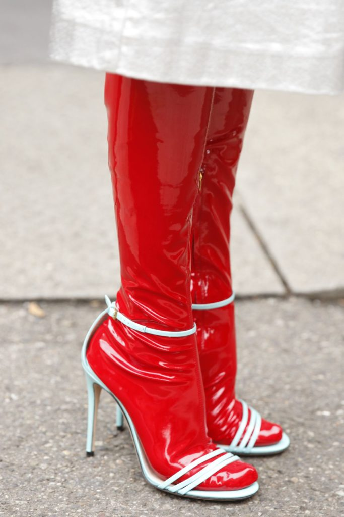 Street Style Mailand (ddp images)