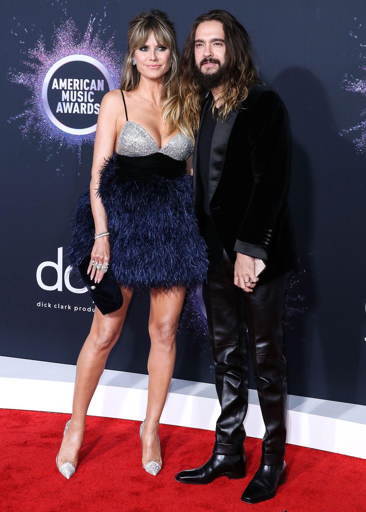 Heidi Klum, Tom Kaulitz (ddp images)