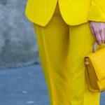Total stylish: Die gelben Handtaschen kommen
