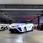 Zero Emission: Medien-Ausfahrt mit dem Toyota Mirai