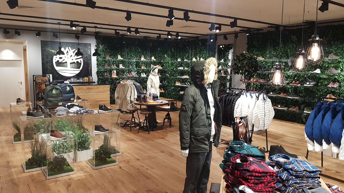 Timberland Store, Neu-Isenburg