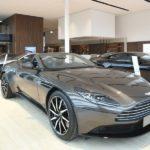 Aston Martin feiert großes Opening in Zürich