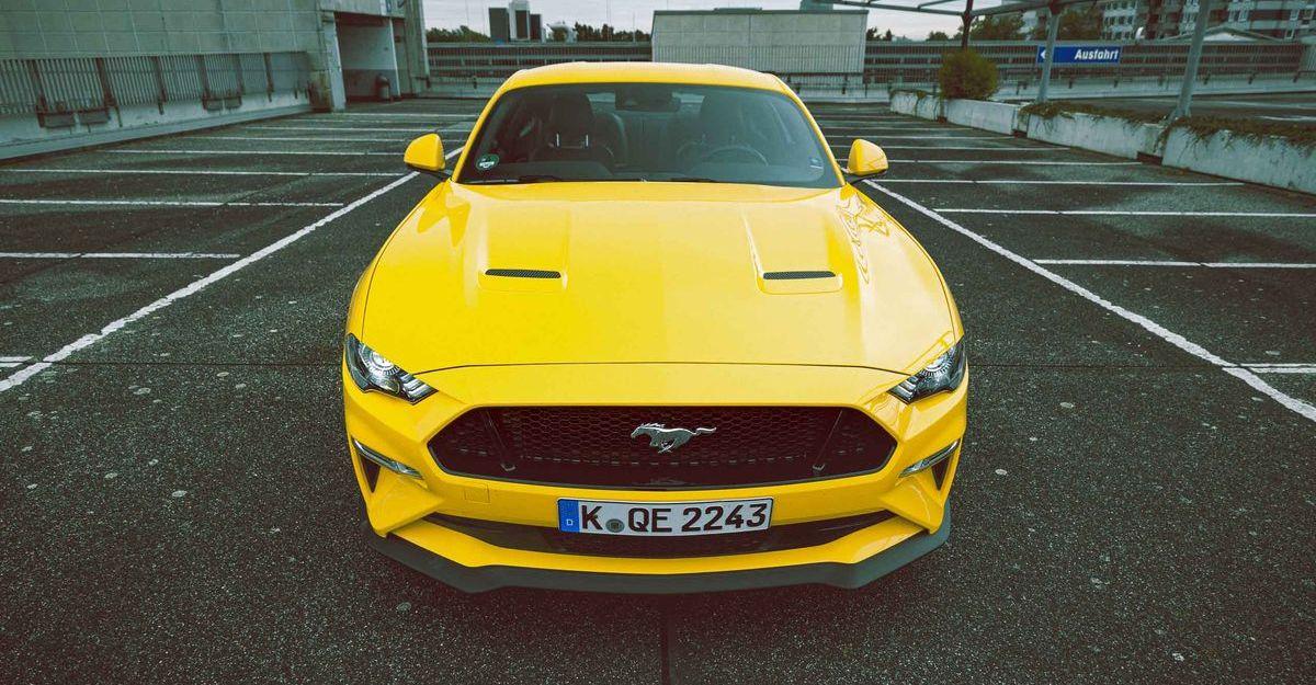 Gelb ist ein Exot bei Autofarben