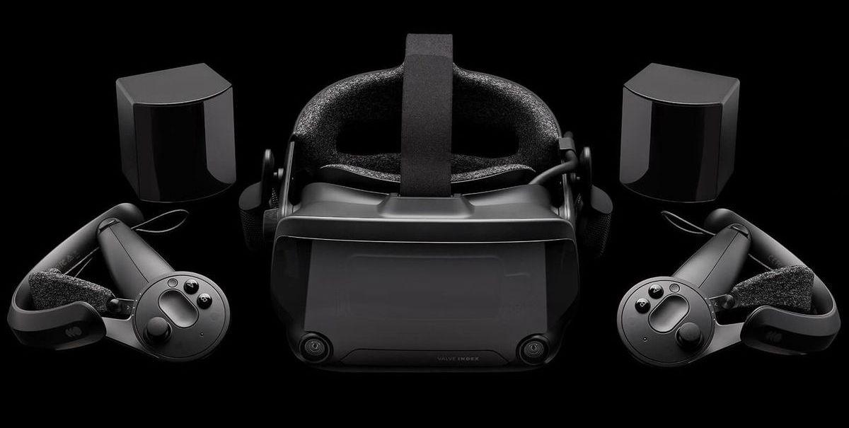 Index-Headset von Valve