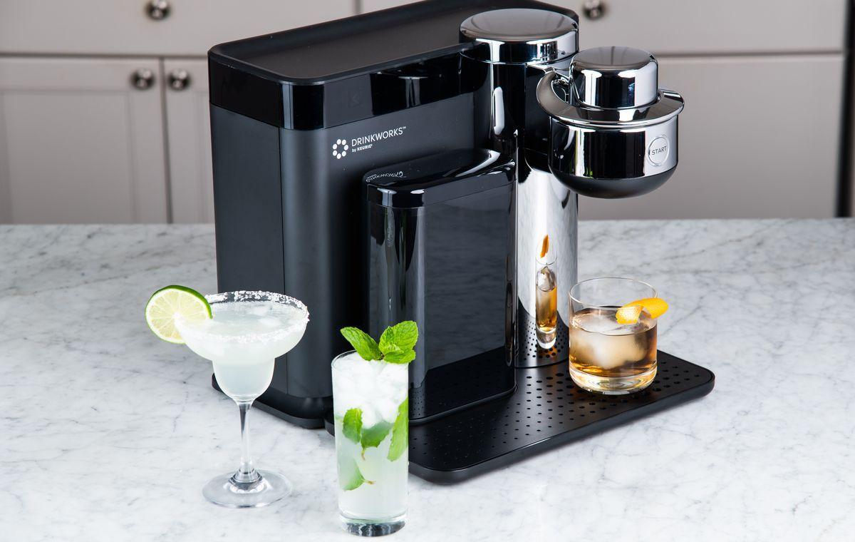 Keurig Drinkworks Home-Bar
