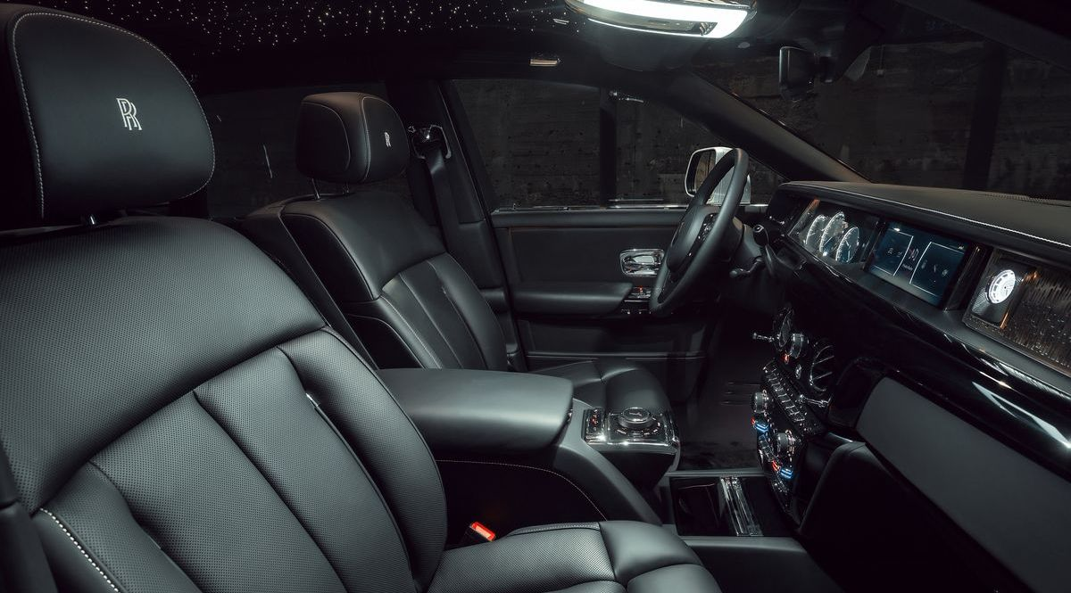 Rolls-Royce Phantom by Spofec