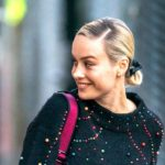 Outfit der Woche: Brie Larson im zauberhaften Festtagslook