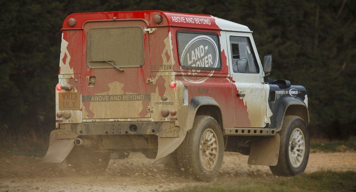Land Rover Defender von Bowler