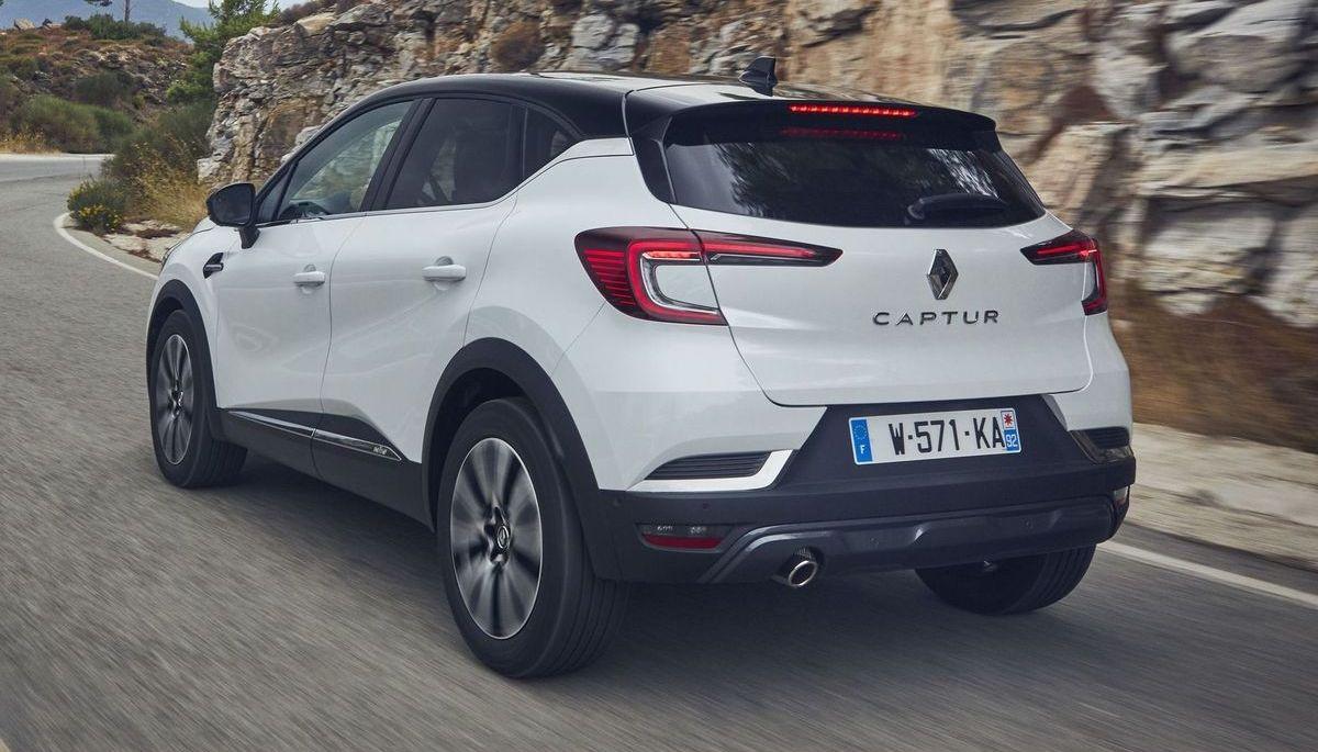 Renault Captur E-Tech PlugIn (2020)