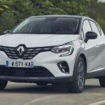 Der E-Tech PlugIn (2020) von Renault
