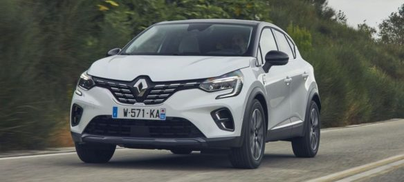 Renault Captur E-Tech PlugIn (2020)