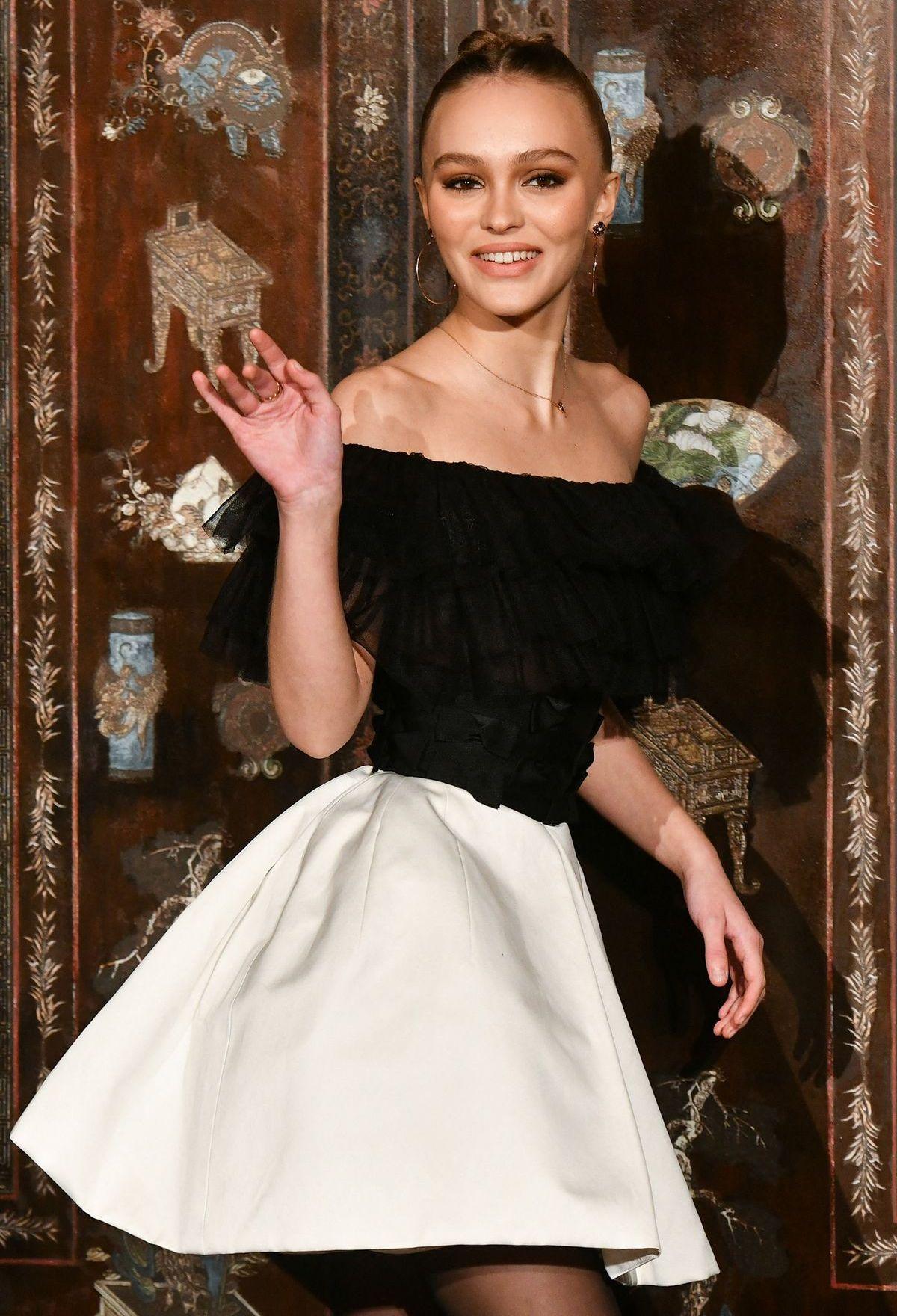 Lily-Rose Depp (ddp images)