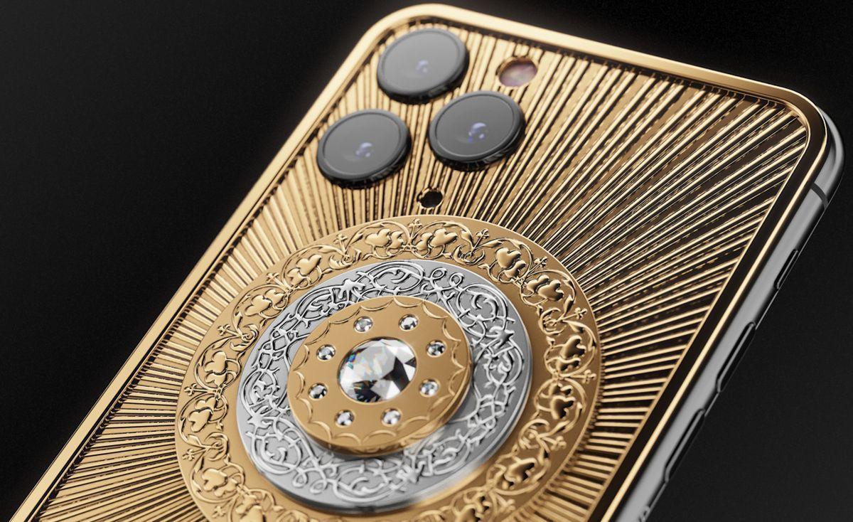 Caviar-Smartphone