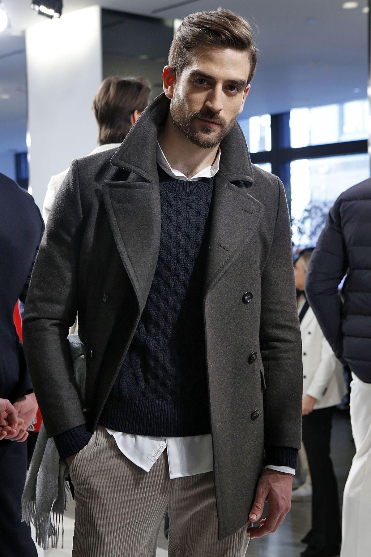 Lässiger Männer-Style von SuitSupply