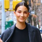 Outfit der Woche: Lily Aldridge im Country-Style