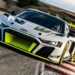 Die ersten R8 LMS GT2 drehen ihre Runden
