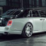 Der Rolls-Royce Phantom mit Spofec-Veredelung