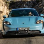 #Test Porsche Taycan 4S: Unaufgeregt über den Angeles Crest Highway