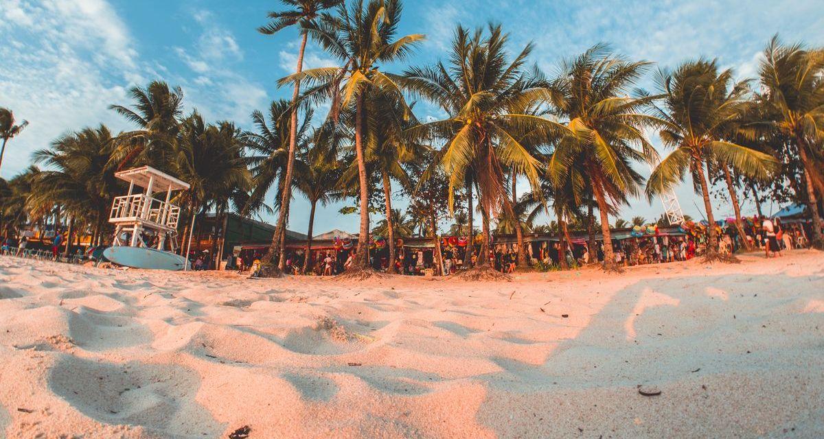 Kein Schnee, sondern Sand: Die schönsten weißen Strände der Welt
