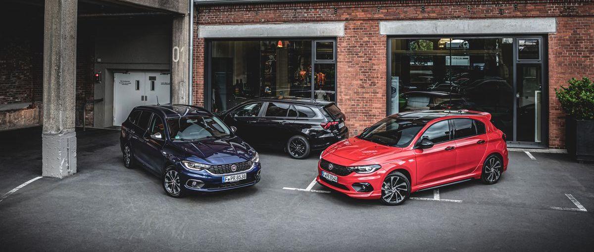 """Der Fiat Tipo bietet als Sonderedition """"More"""" einen Preisvorteil."""