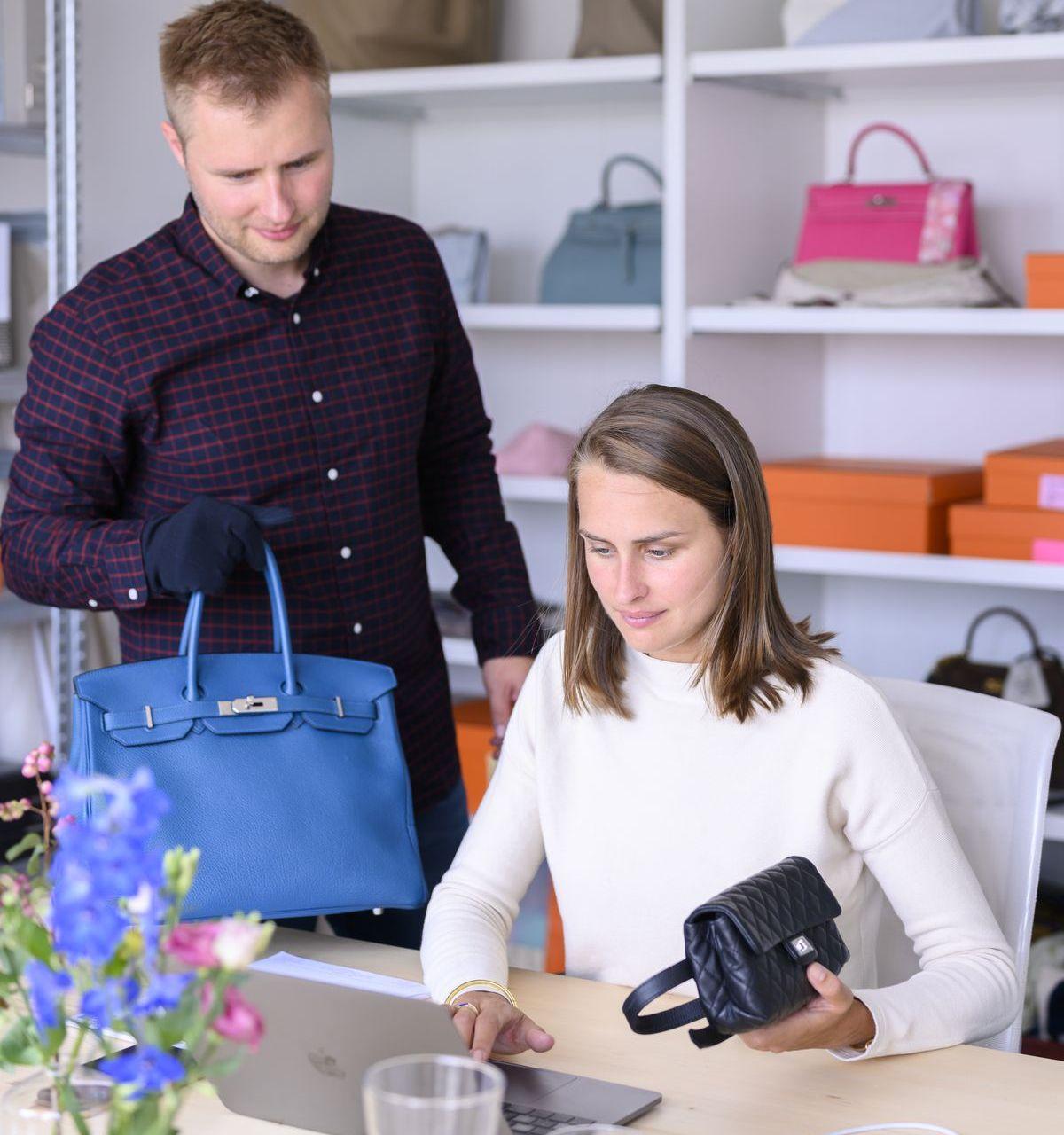 Saclab-Gründer: Alexandra und Jan-Oliver Stück