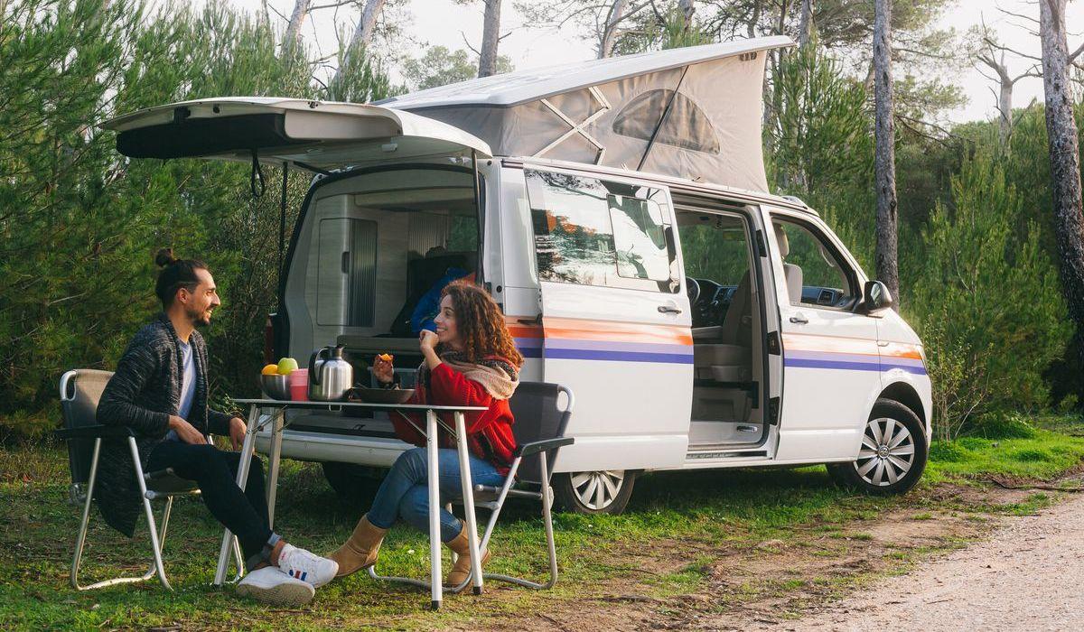 Indie Campers California