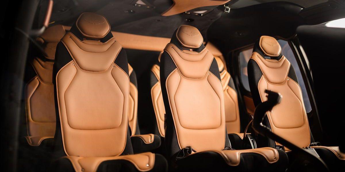 Airbus ACH130 Aston Martin Edition