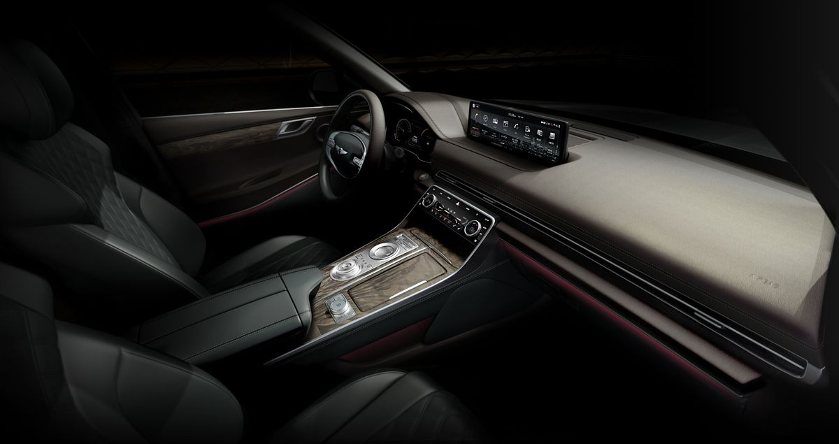 Hyundai Genesis GV80 (2020)