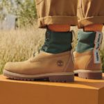 Timberland recycelt die Boots
