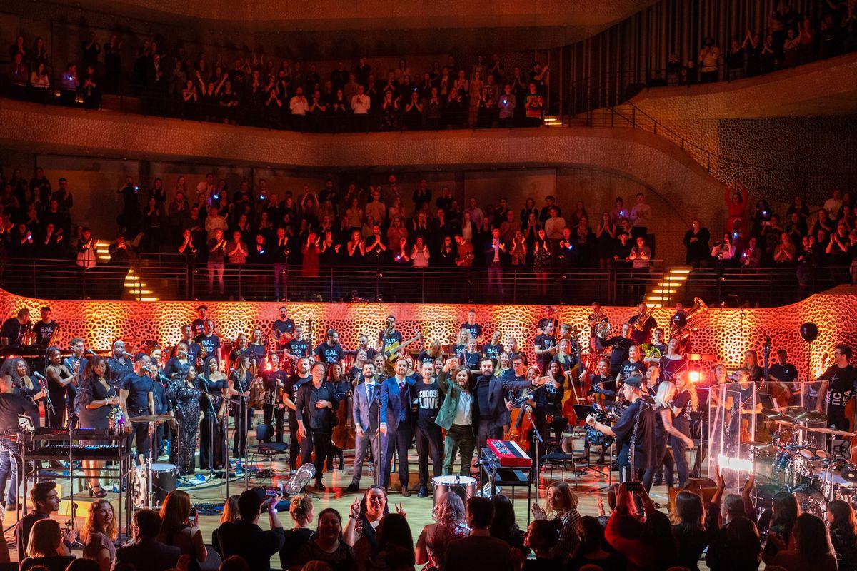 Elbphilharmonie konzerte 2020
