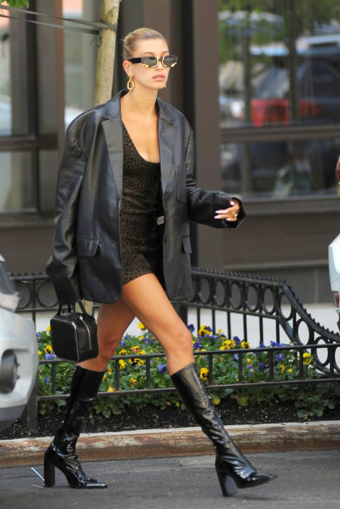Hailey Baldwin-Bieber (ddp images)