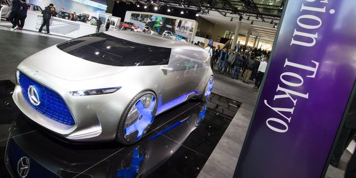 Automobile mit Brennstoffzellen könnten ein schlüssiges Konzept sein (ddp images).