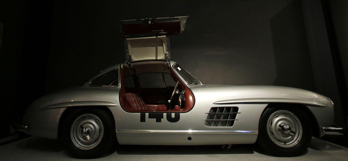 Auch ein Mercedes-Benz 300 SL Flügeltürer soll bald Teil des Momentum-Portfolios sein. (ddp images)