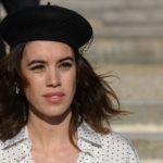 Outfit der Woche: Gala Gordon im Polka-Dot-Look