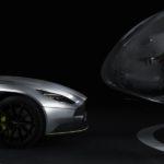 Hubschrauber in einer Edition von Aston Martin