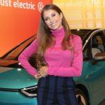 """Das """"Volks-Elektroauto"""" auf der exquisiten Fashion Week"""