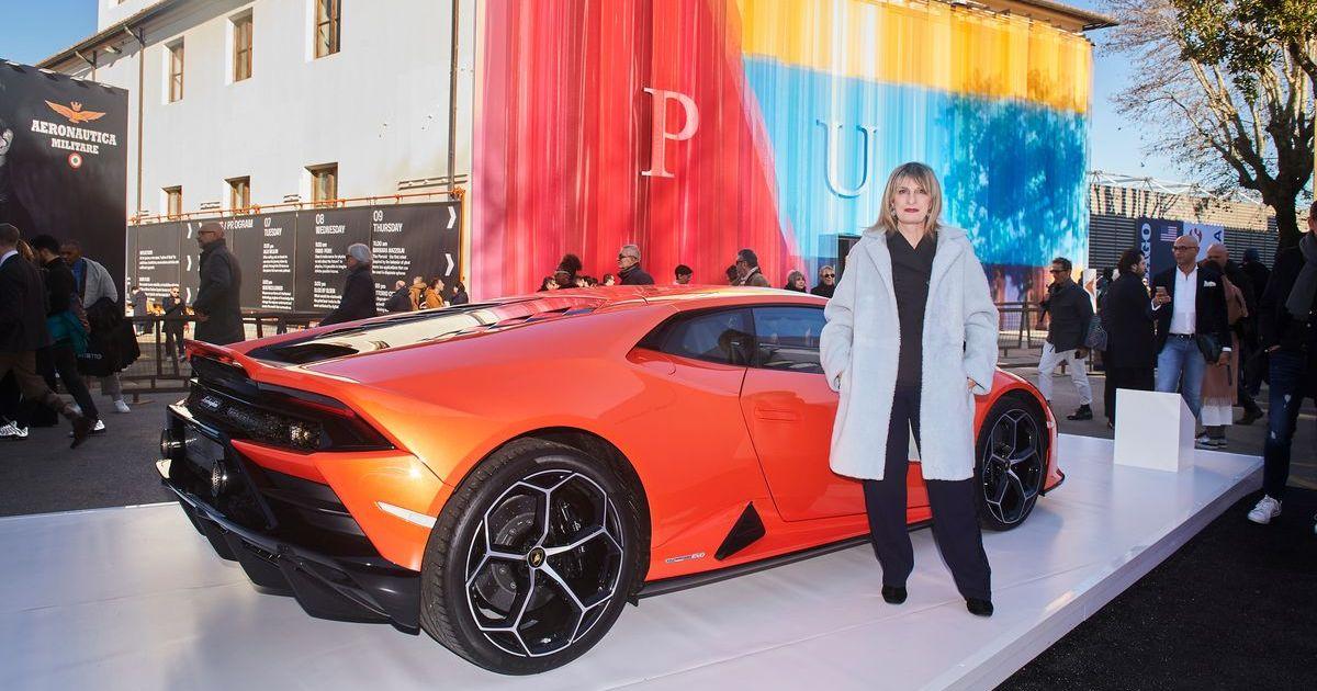 Katia Bassi, Marketing- und Kommunikationschefin bei Automobili Lamborghini