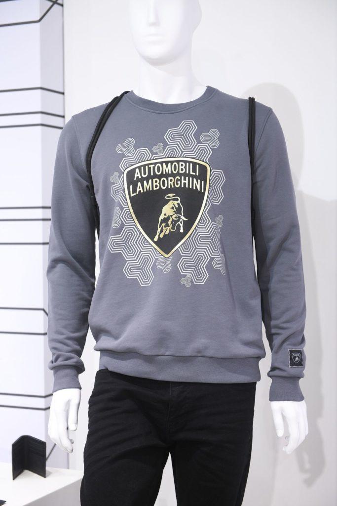 Automobili Lamborghini Menswear-Kollektion Herbst/Winter 2020/21