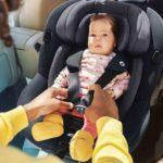Cool für Eltern: Kindersitz mit 360-Grad-Drehung